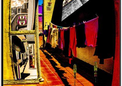 """The Third Eye 37 - Mario Permuth - Digital Art - 8"""" x. 10"""" - US$.250."""