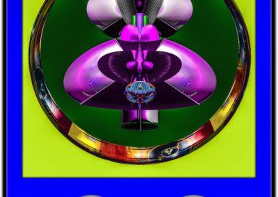 """The Third Eye 39 - Mario Permuth - Digital Art - 8"""" x. 10"""" - US$.250.The Third Eye 15 - Mario Permuth - Digital Art - 8"""" x. 10"""" - US$.250."""